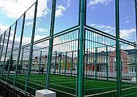 Ограждение для спорт площадок, футбольные и волейбольные. Под заказ