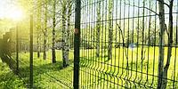 Ограждения для садов, парковых зон, газонов