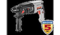 Перфоратор SDS-plus, ЗУБР П-26-800, реверс, горизонтальный, 3 Дж, 0-1300 об/мин, 0-4800 уд/мин, 800 Вт, фото 1