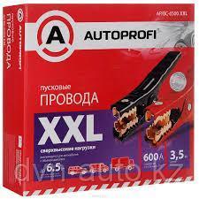 """Провода пусковые """"AUTOPROFI"""", средние нагрузки 100% ССА, 33.62мм2, 600А,  3.5м"""