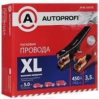 """Провода пусковые """"AUTOPROFI"""", средние нагрузки 100% ССА, 21.15мм2, 450А,  3.5м"""