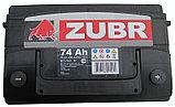 Аккумулятор ZUBR Ultra CT-60 для машин с объемом двигателя до 2,5 литра, фото 3