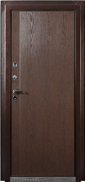 Дверь металлическая стальная входная Термо