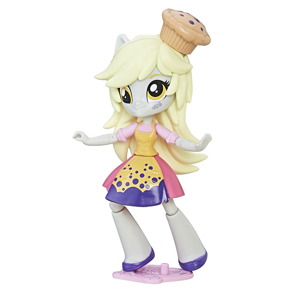 Hasbro My Little Pony Equestria Girls Minis Куколка Кекс