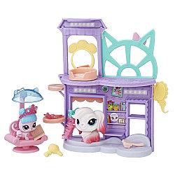 "Hasbro Littlest Pet Shop Набор ""Салон красоты"" (1 серия)"