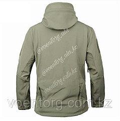 Куртка демисезонная Windstopper, олива