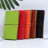 Кожаный блокнот Mondos, с различными листами