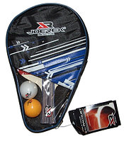 Набор для настольного тенниса 1* (1рак., 2 шар) Joerex JTB101B
