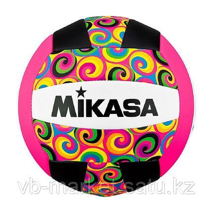 Мяч для пляжного волейбола MIKASA GGVB-SWRL, фото 2