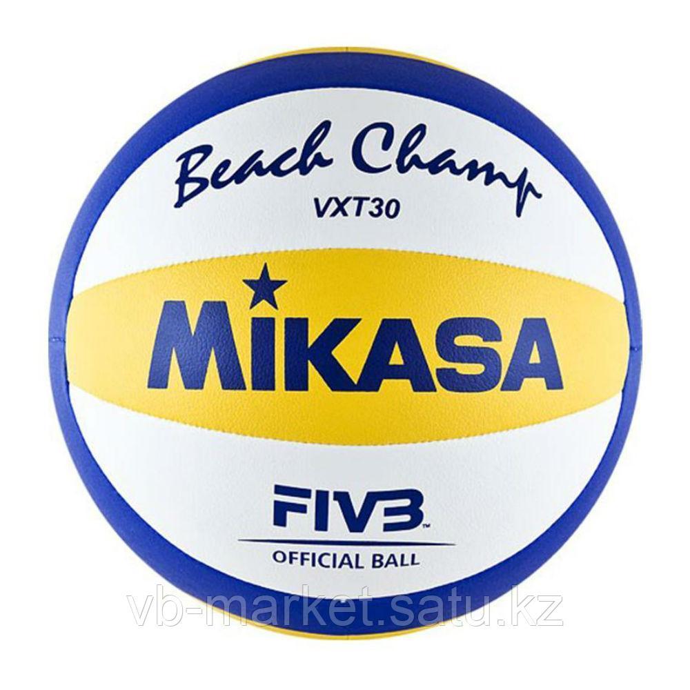 Мяч для пляжного волейбола MIKASA VXT30 K