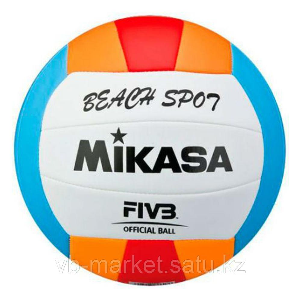 Мяч для пляжного волейбола MIKASA VXS BSP
