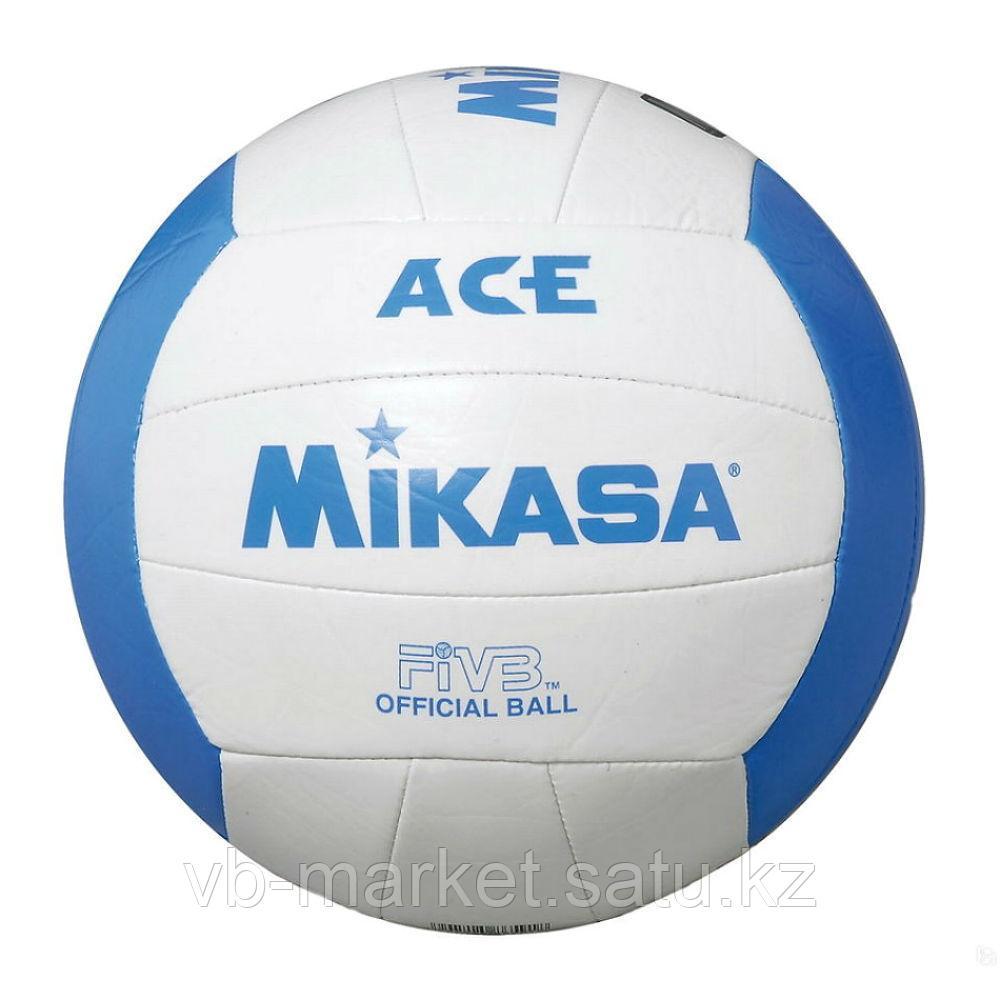 Мяч для пляжного волейбола MIKASA VXS ACE1