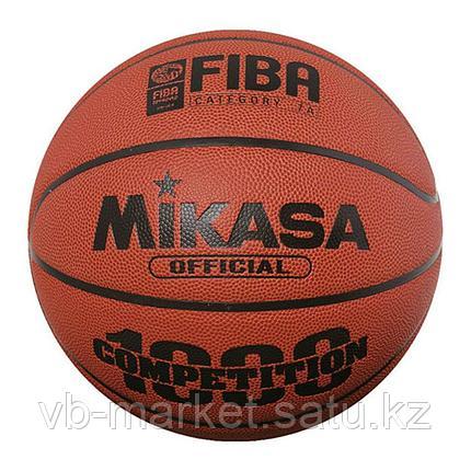 Баскетбольный мяч MIKASA BQ 1000 FIBA, фото 2