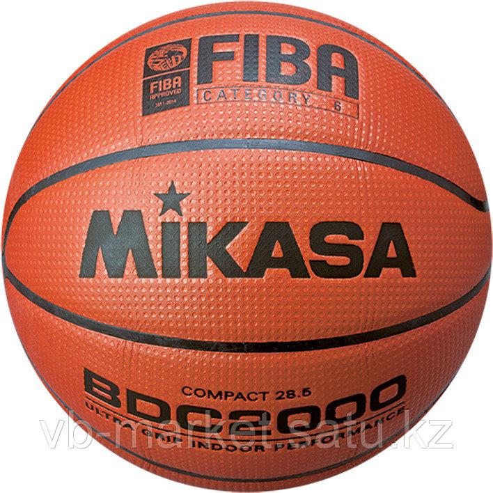 Баскетбольный мяч MIKASA BDС 2000 FIBA