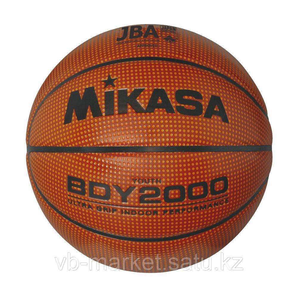 Баскетбольный мяч MIKASA BDY 2000