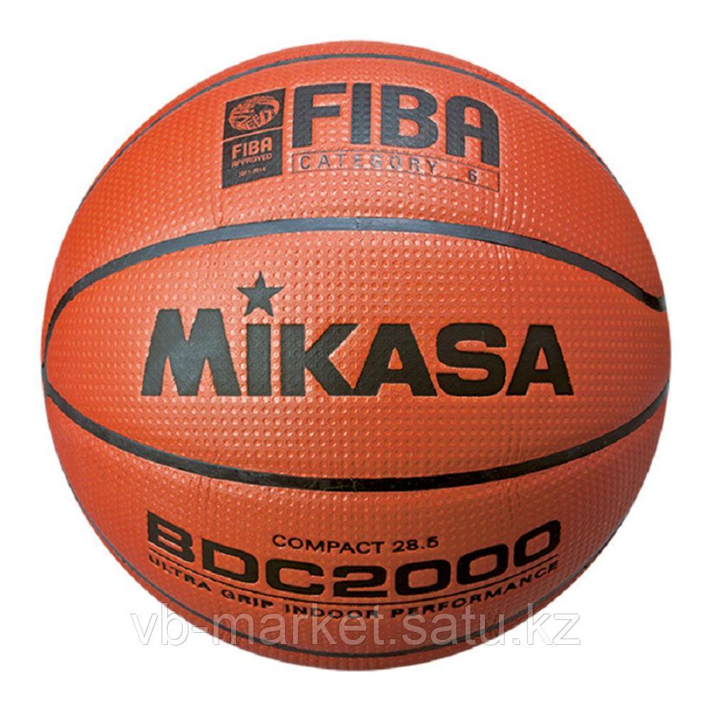 Баскетбольный мяч MIKASA BD 2000 FIBA
