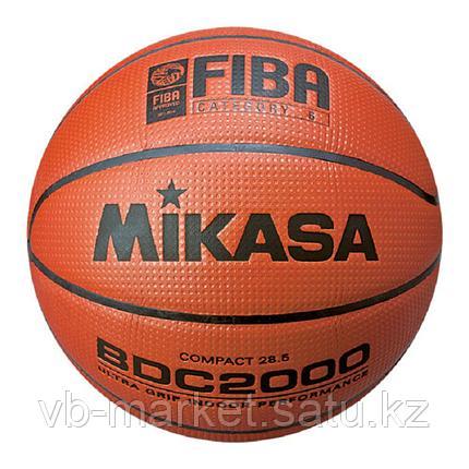 Баскетбольный мяч MIKASA BD 2000 FIBA, фото 2