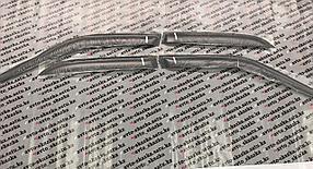 Ветровики на TOYOTA COROLLA (1996-1999)