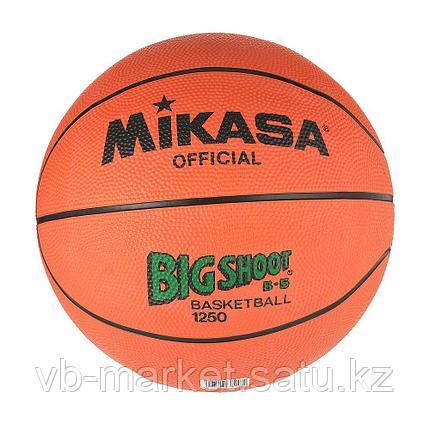 Баскетбольный мяч MIKASA 1250, фото 2