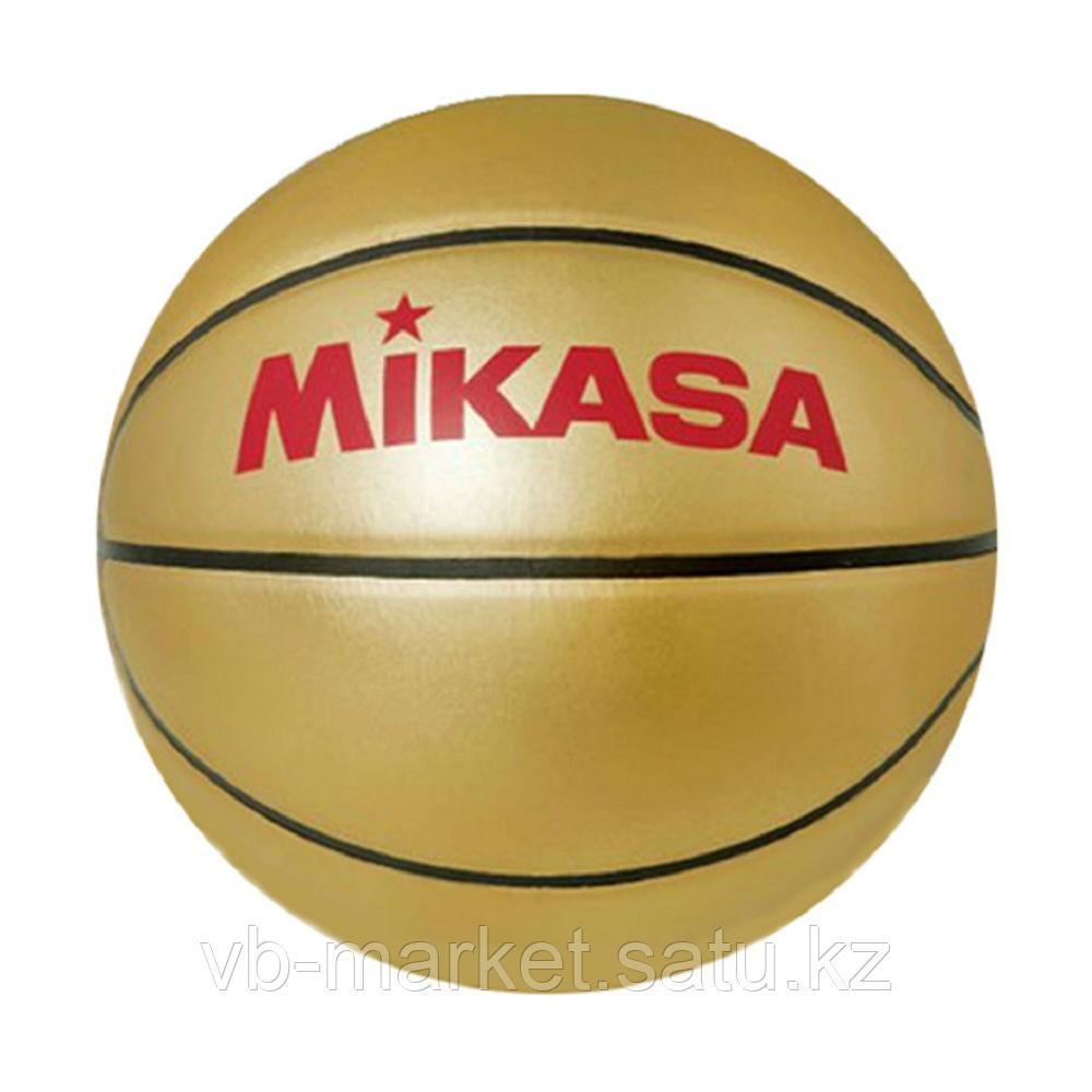 Сувенирный баскетбольный мяч MIKASA GOLD BB