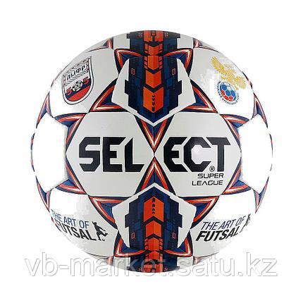 Мяч для мини-футбола SELECT SUPER LEAGUE АМФР РФС FIFA, фото 2