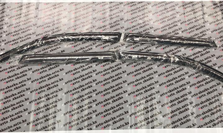 Ветровики на BMW X5 (E53)(1998-2005), фото 2