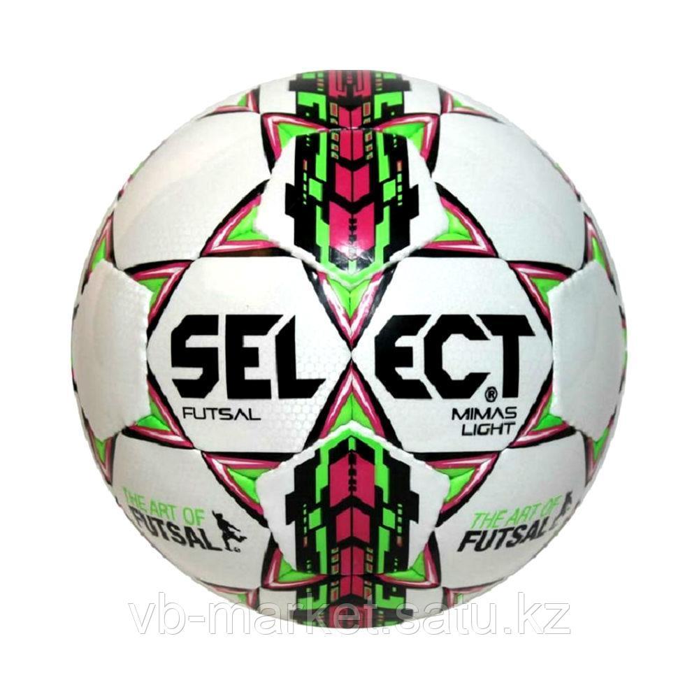 Мяч для мини-футбола SELECT 852613 004 FUTSAL MIMAS LIGHT