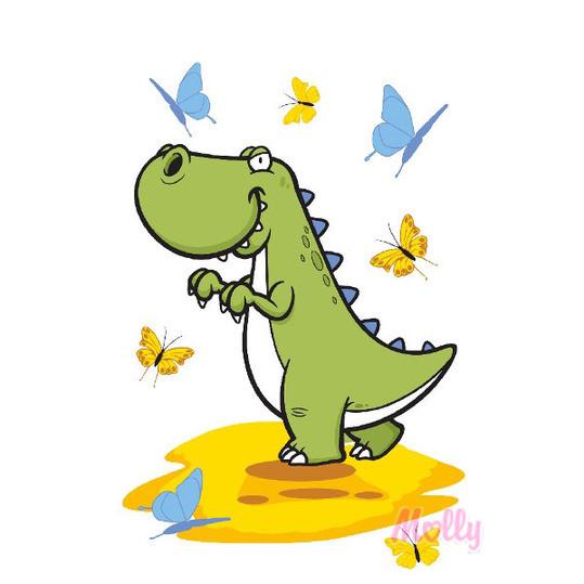 """Картины по номерам """"Динозаврик"""""""