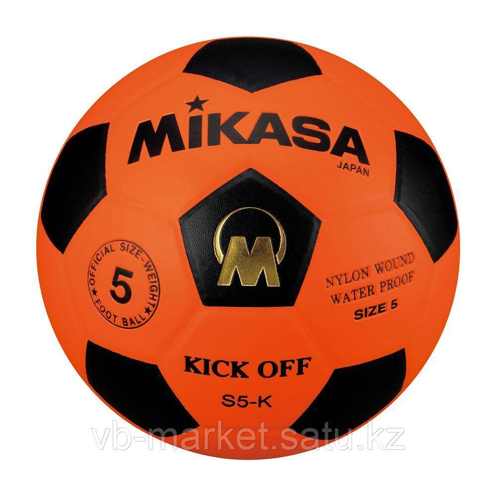 Футбольный мяч MIKASA S5-K-OBK