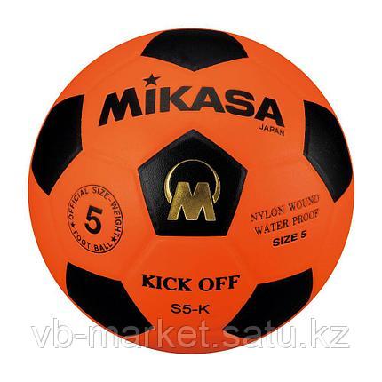 Футбольный мяч MIKASA S5-K-OBK, фото 2