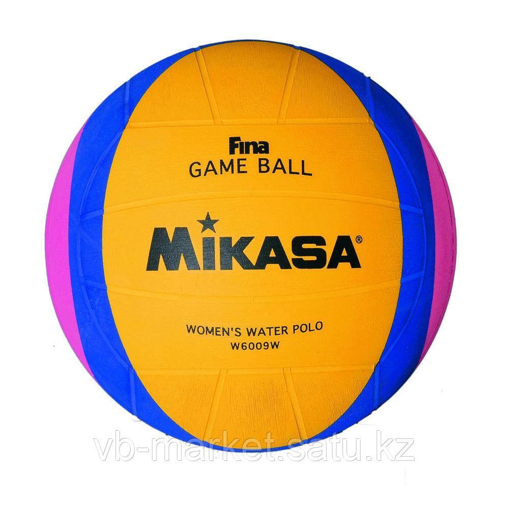Женский мяч для водного поло MIKASA W6009W