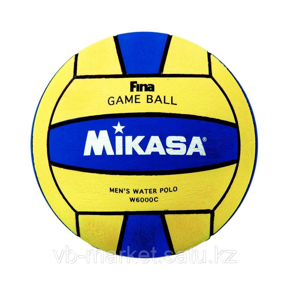 Мужской мяч для водного поло MIKASA W 6000 C FINA