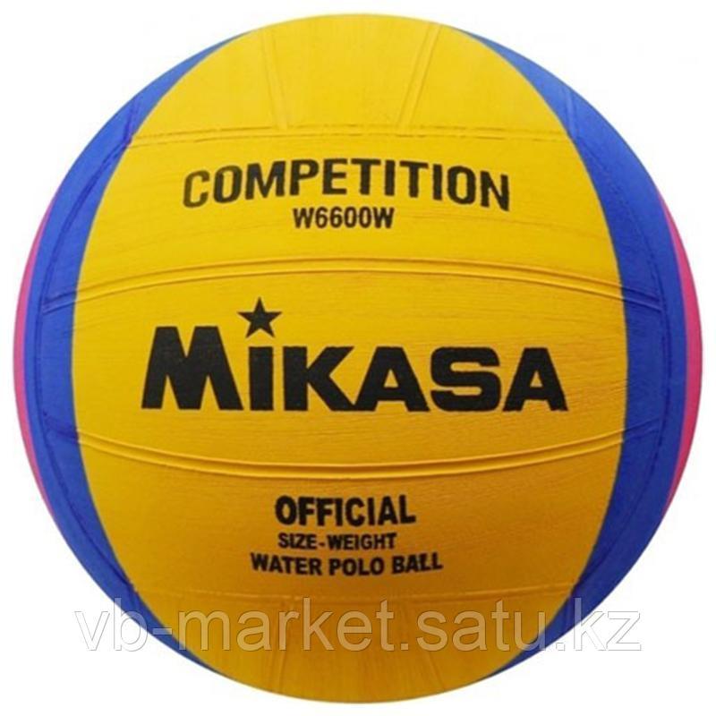 Мужской мяч для водного поло MIKASA W 6600 W