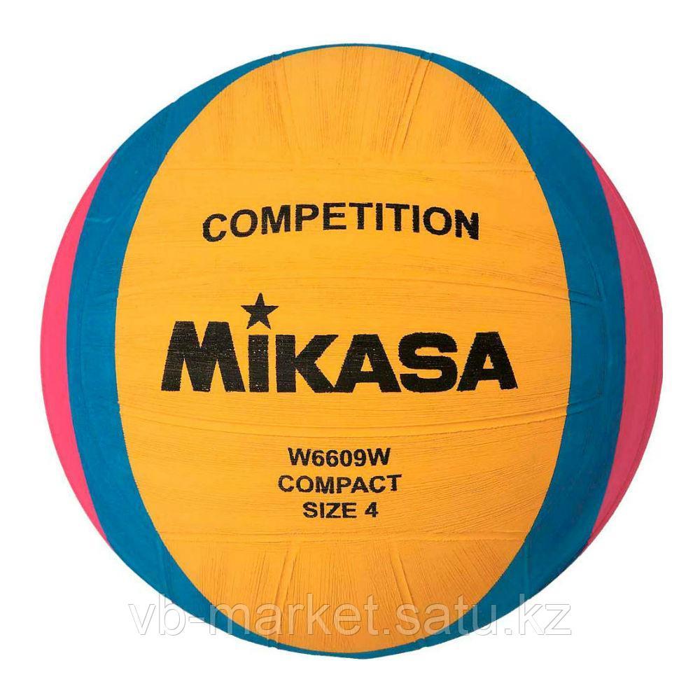 Женский мяч для водного поло MIKASA W6609W