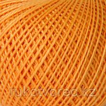 Нитки Ирис (100% хлопок,0604 абрикос)