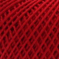 Нитки Ирис (100% хлопок,0904 красный)