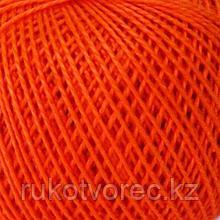 Нитки Ирис (100% хлопок, 0712 яр.оранжевый)
