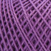 Нитки Ирис (100% хлопок, 2106 светло-фиолетовый)