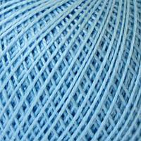 Нитки Ирис (100% хлопок, 2704 бледно-голубой)