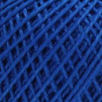 Нитки Ирис (100% хлопок, 2714 синий)