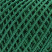 Нитки Ирис (100% хлопок),3906 зеленый)