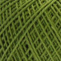 Нитки Ирис (100% хлопок, 4006 зеленый светлый)