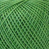 Нитки Ирис (100% хлопок, 3904 св.зеленый)