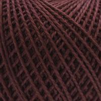 Нитки Ирис (100% хлопок,5710 коричневый)
