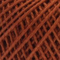Нитки Ирис (100% хлопок,5810 коричневый)