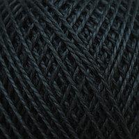 Нитки Ирис (100% хлопок, 7214 черный)