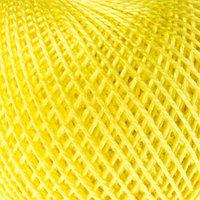 Нитки ИРИС (100%хлопок) (0204 лимонный)