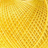 Нитки ИРИС (100%хлопок) (0302 желтый)