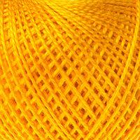 Нитки ИРИС (100%хлопок) (0510 яр.желтый)