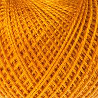 Нитки ИРИС (100%хлопок) (0512 желто-оранжевый)